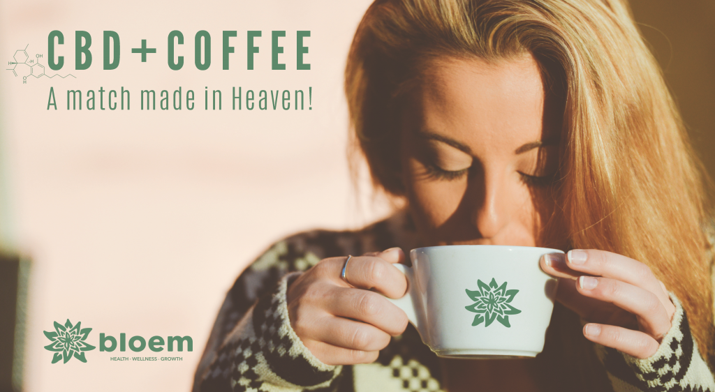 Go Bloem CBD Oil Springfield MO Coffee Plus CBD Equals A Match Made In Heaven